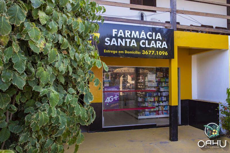 Farmácia Santa Clara em Imbassaí