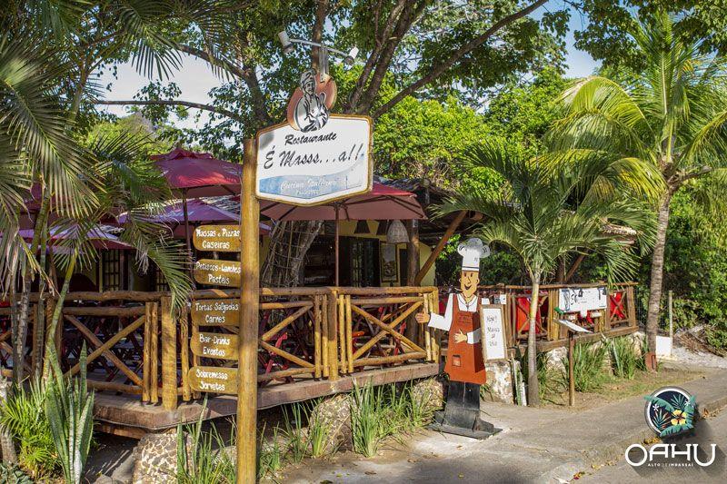 Restaurante É Massa - Imbassaí