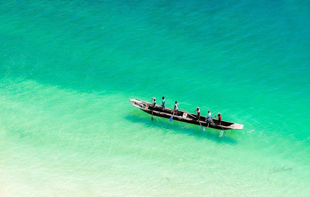 Foto Nilton Souza - Litoral da Bahia