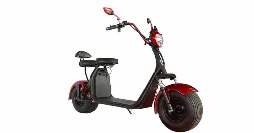 Compre uma unidade residencial no Oahu Alto do Imbassai e ganhe uma scooter elétrica